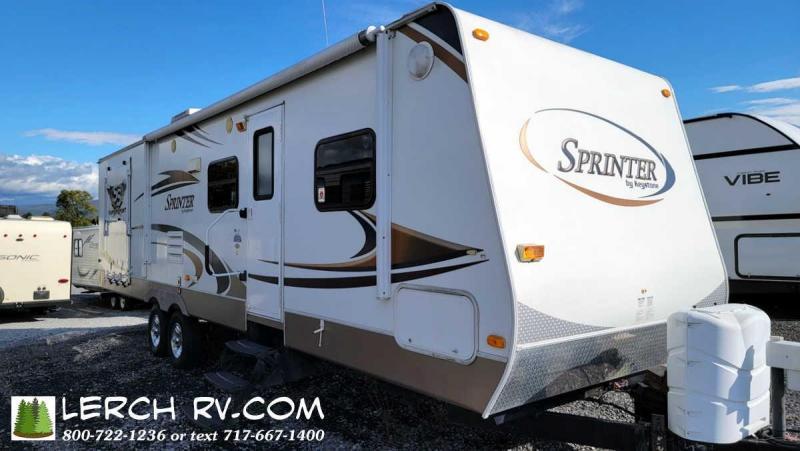2009 Keystone RV Sprinter 301RMP