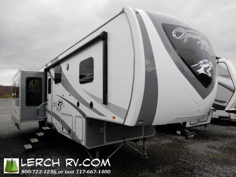 2019 Highland Ridge RV Open Range OF314RLS