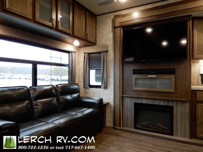 2019 Highland Ridge RV Open Range OF314RLS