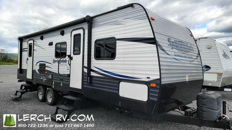 2016 Keystone RV Summerland 2720BH