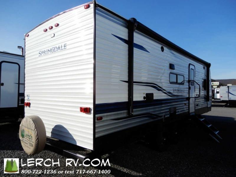 2021 Keystone RV Springdale 275BH