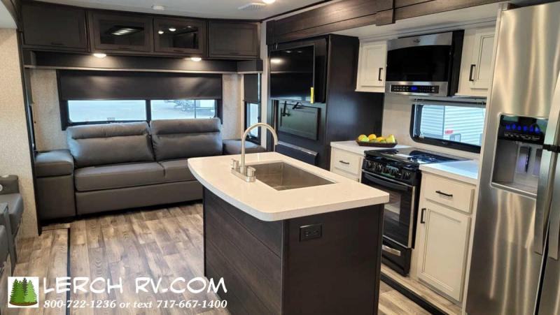 2022 Highland Ridge RV Open Range OT323RLS