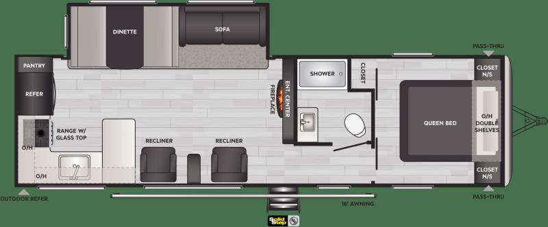 2022 Keystone RV Springdale 293RK