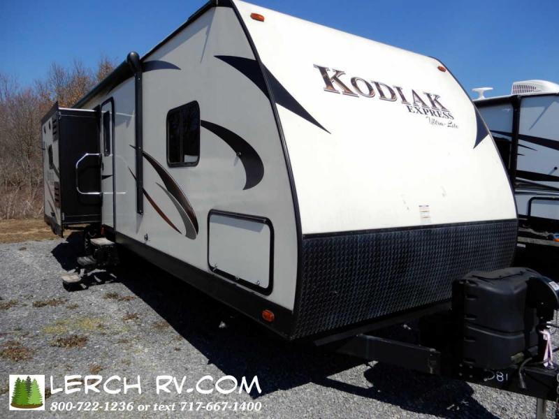 2017 Dutchmen Kodiak 303BHSL