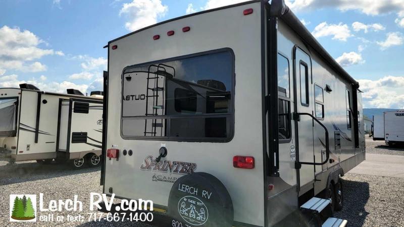 2016 Keystone RV Sprinter Campfire 27RL