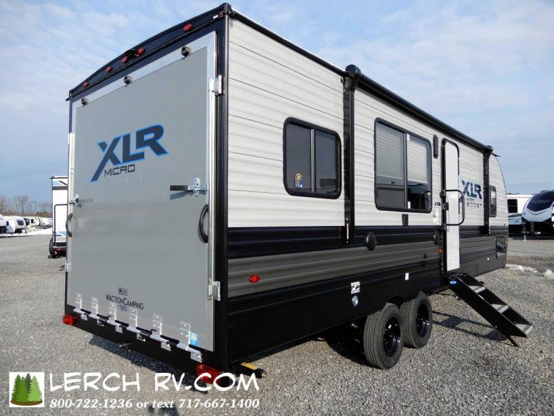 2022 Forest River XLR Micro Boost 25LRLE
