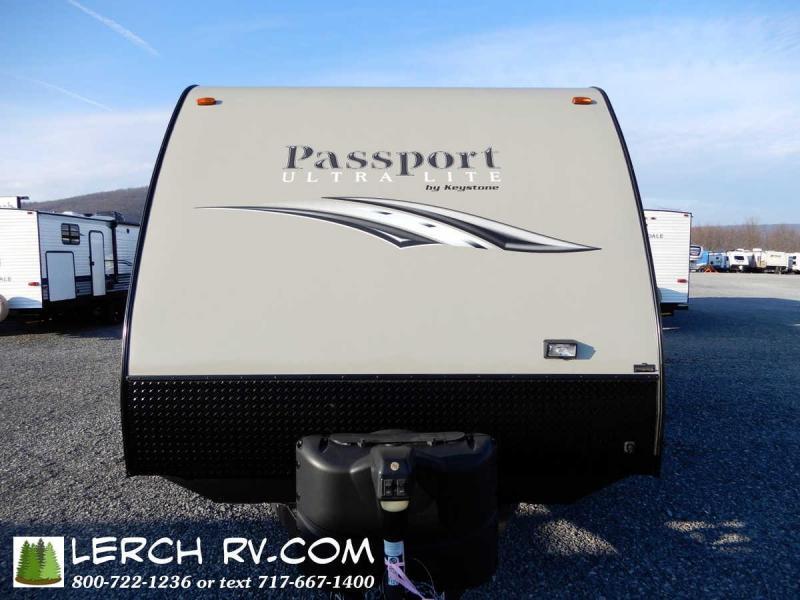 2017 Keystone RV Passport Ultra Lite Grand Touring 2810BH