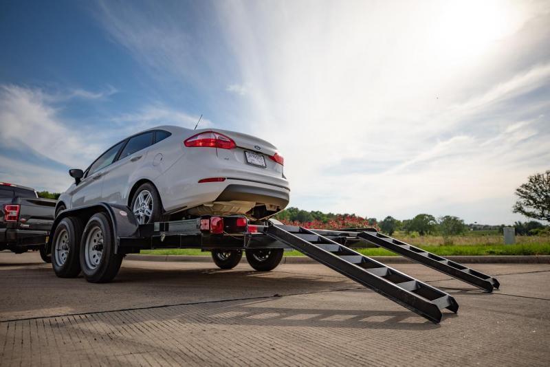 2022 Big Tex Trailers 60EC-18 Car / Racing Trailer