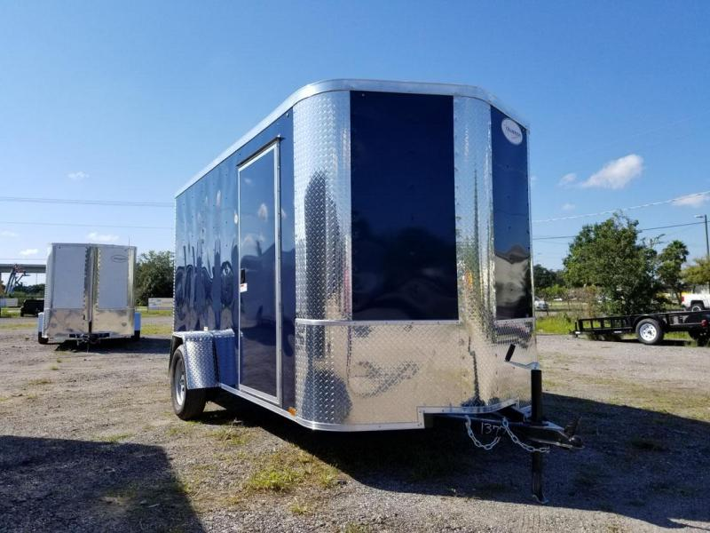 2021 Arising 6X12X6SA Enclosed Cargo Trailer