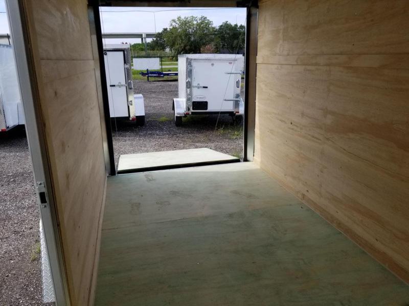2021 Arising 6X12X6SA Enclosed Cargo Trailer