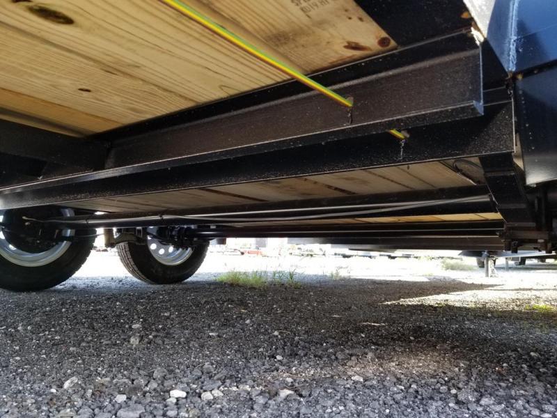 2021 Triple Crown Trailers E7 x 18 7KSIR Car / Racing Trailer