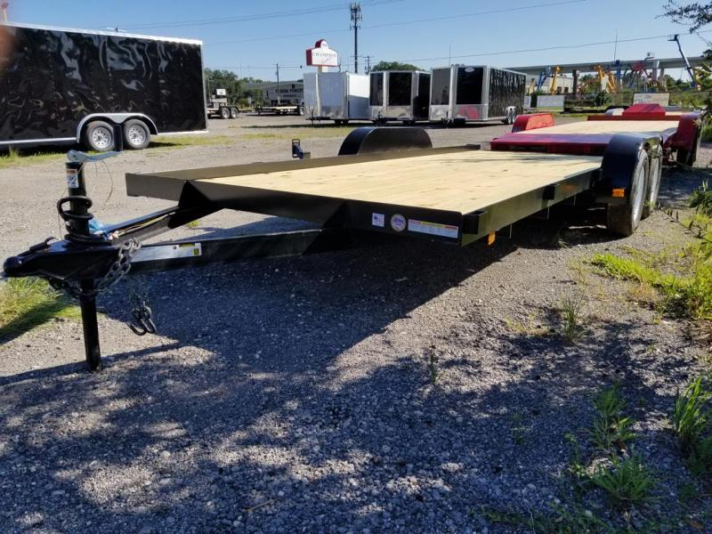 2021 Triple Crown Trailers E7 x 18 7KSIR Car / Racing Trailer