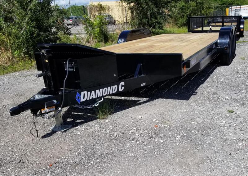 Diamond C Trailers GTF  20'x83 Carhauler