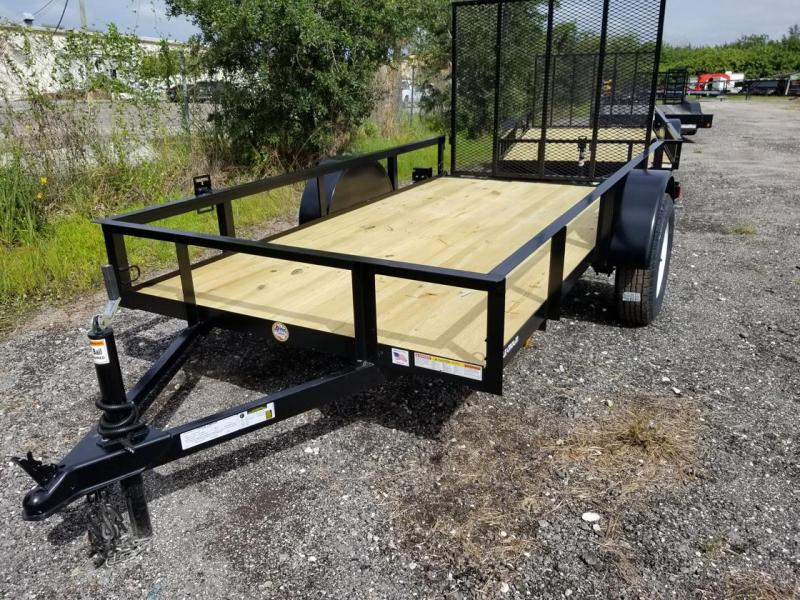 Triple Crown Trailers 5x10 Utility Trailer