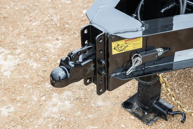 2020 Big Tex Trailers 14OT-22' Over the Axle Tilt Equipment Trailer
