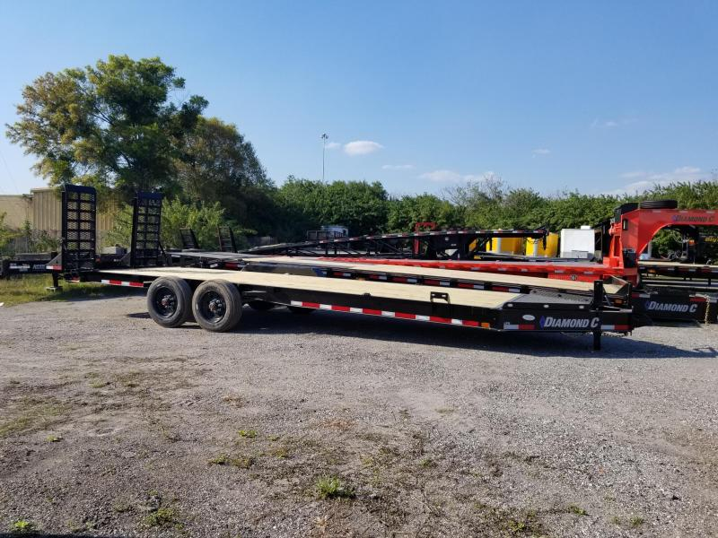 Diamond C Trailers LPX Equipment Trailer