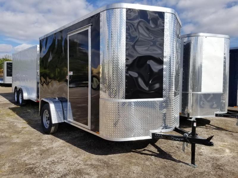 6x12x6SA Arising Industries Enclosed Storage Motorcycle
