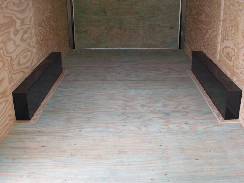 8.5 x 16 x 6'6 Enclosed Enclosed Cargo Trailer