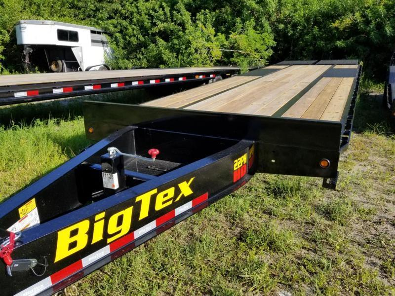 2021 Big Tex Trailers 22PH-25+5MR Pintle Equipment Trailer
