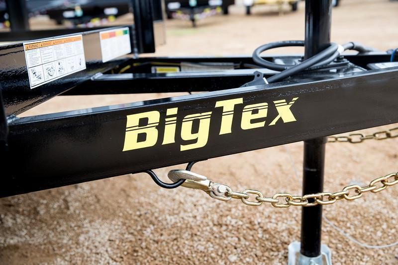 Big Tex 70PI-14' Trailers Utility Pipe Top Landscape