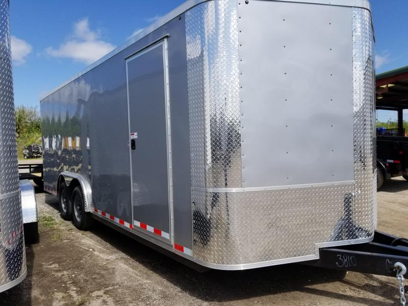 2021 Arising 8.5x20x6'6 Enclosed Cargo Trailer