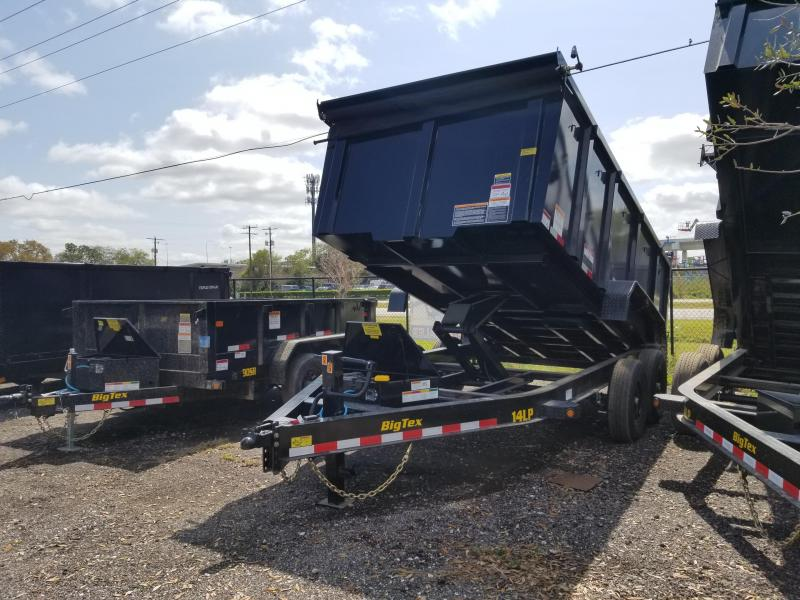 2021 Big Tex Trailers 14LP-14 P4 Dump Trailer