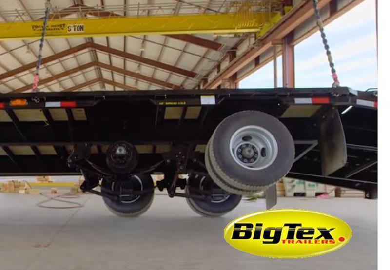 Big Tex Trailers 22GN-25+5 (30') Mega Ramps Equipment Trailer 30' Gooseneck