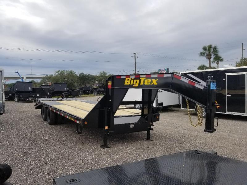 Big Tex Trailers 22GN-25+5 Mega Ramps Equipment Trailer