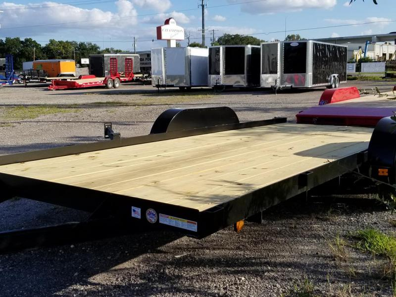 2021 Triple Crown Trailers E7 x 16 7KSIR Car / Racing Trailer