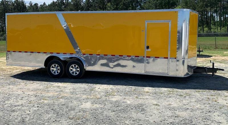 Arising Enclosed  Cargo Trailer Special Order Custom BuiltBuilt