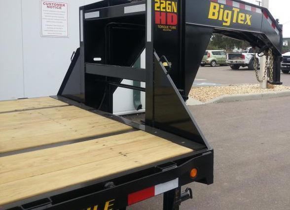 2021 Big Tex 22GN 35'+5' Gooseneck Tandem Dual Equipment Hauler Trailer 40' Gooseneck Trailer