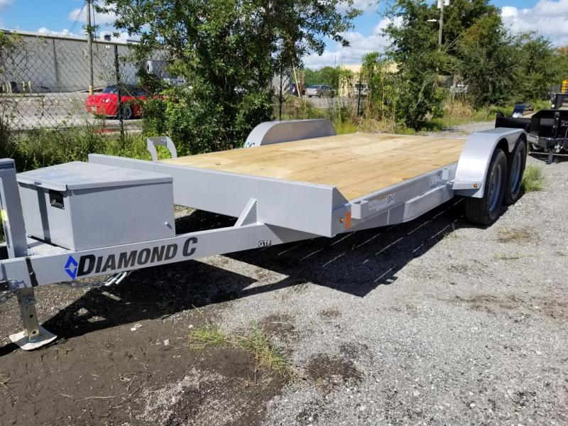 Diamond C Trailers GTF  16'x83 Carhauler