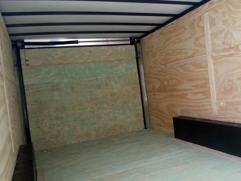 Arising Enclosed Trailer 8.5x20x6'6 5.2K Axle Enclosed Cargo Car Hauler
