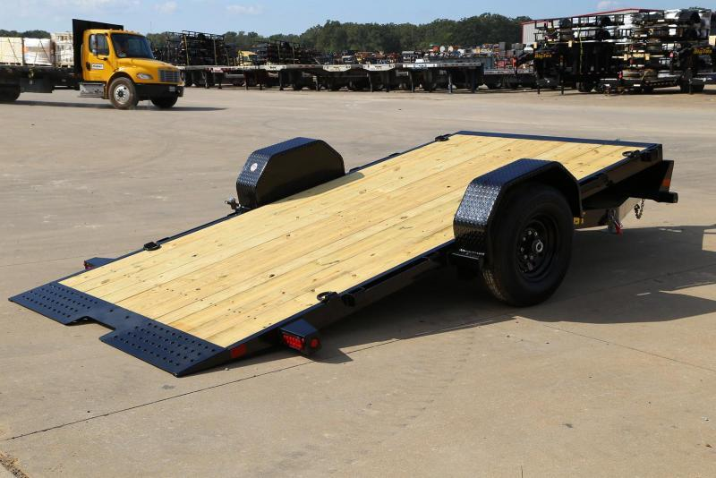 2021 Big Tex Trailers 70ST-13 Equipment Trailer