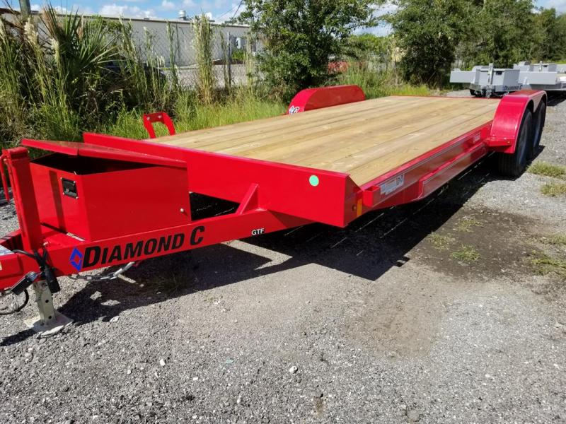 Diamond C Trailers GTF  18'x83 Carhauler