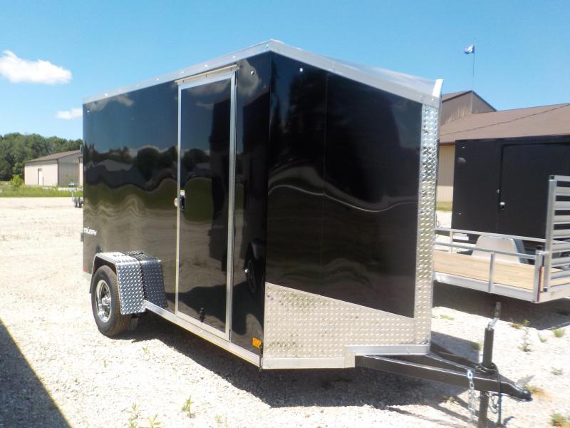 2022 Formula Triumph 6X12 Enclosed Cargo Trailer