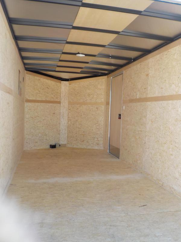 2022 Pace American Journey 7X14 Enclosed Cargo Trailer