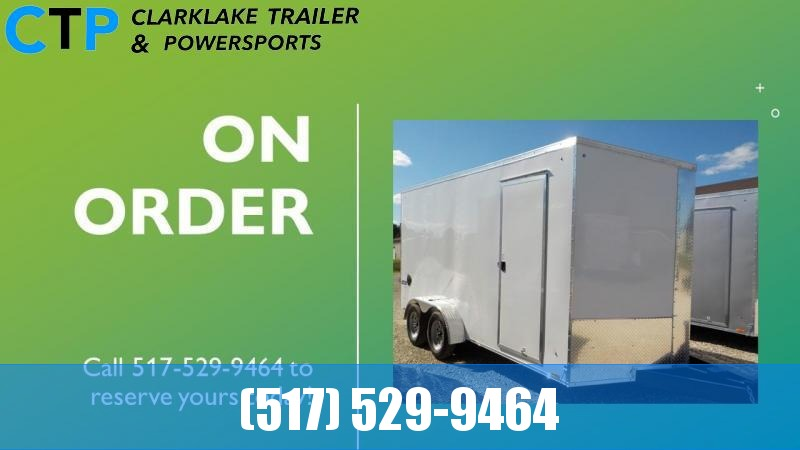2021 Pace American Journey SE 7X16 Cargo / Enclosed Trailer