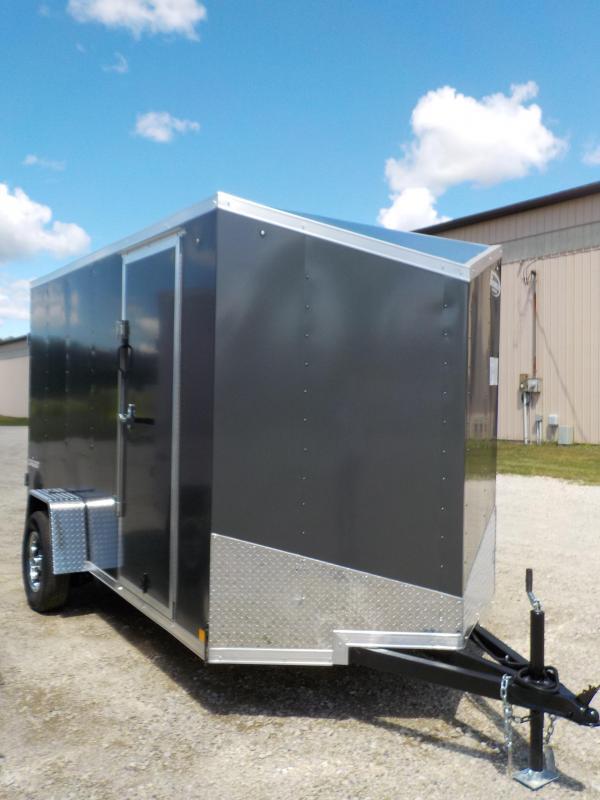 2022 Formula Trailers Conquest 6X12 Enclosed Cargo Trailer