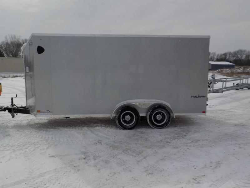 2022 Formula Trailers Triumph UTV 7X16 Enclosed Cargo Trailer