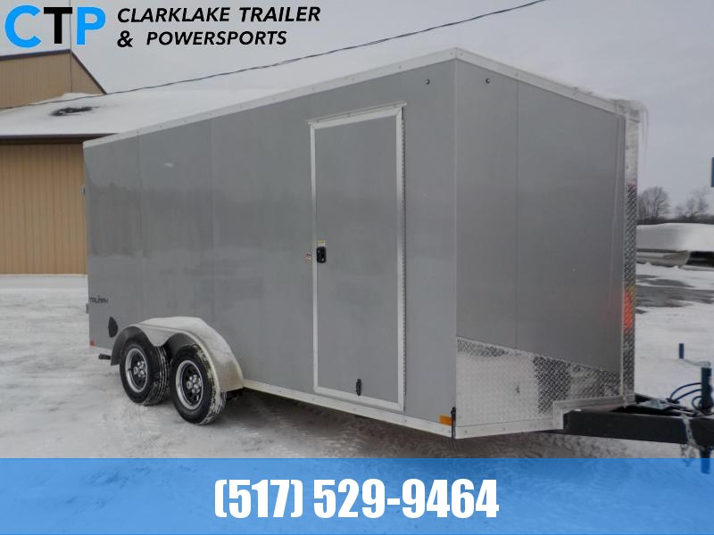 2022 Formula Trailers Triumph UTV 7X16 Enclosed Cargo Trailer