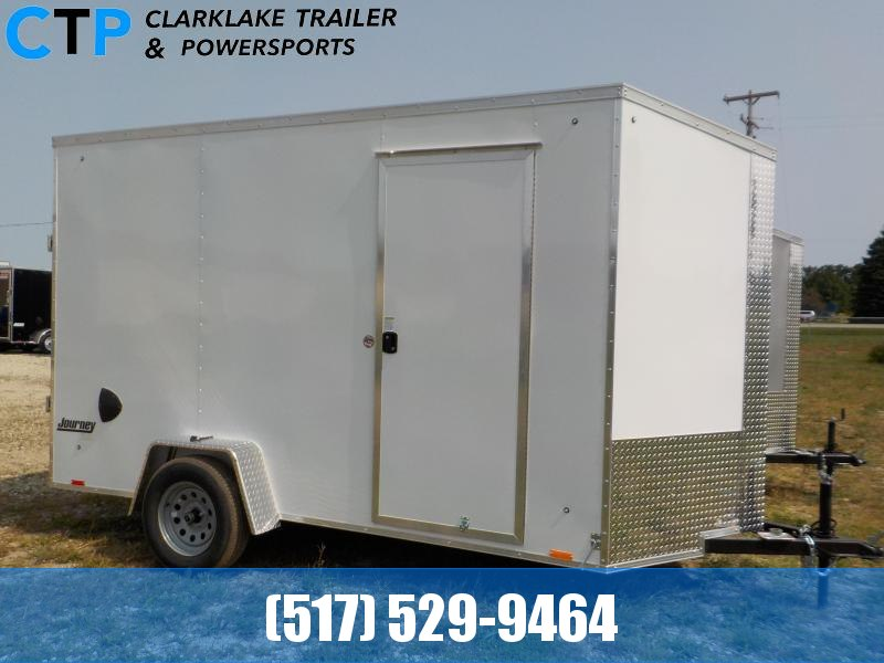 2021 Pace American Journey SE 6X12 Enclosed Cargo Trailer
