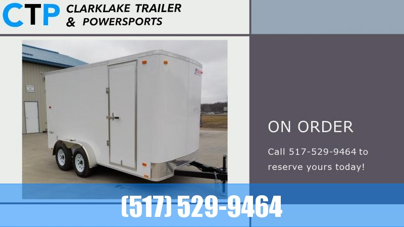2022 Pace American Outback 7X16 Cargo / Enclosed Trailer
