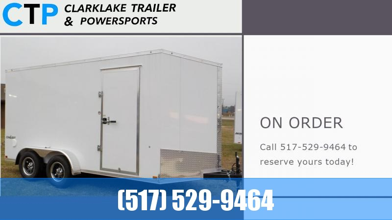 2022 Formula Trailers Conquest 7X16 Enclosed Cargo Trailer