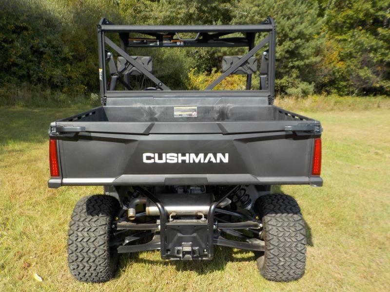 2020 Cushman Hauler 4X4 EPS Diesel Utility Side-by-Side (UTV)