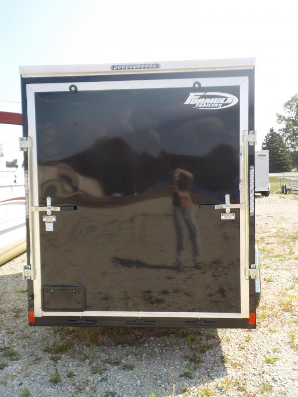 2022 Formula Trailers Triumph 6X12 Enclosed Cargo Trailer