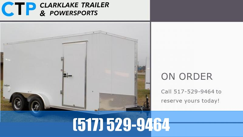 2020 Formula Trailers Conquest 7X14 Enclosed Cargo Trailer
