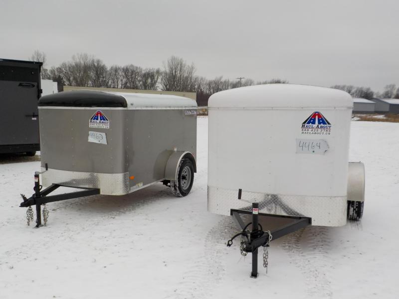 2021 Haul-About Lynx 5X8 Enclosed Cargo Trailer