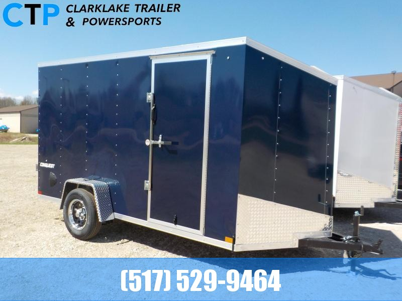2022 Formula Trailers Conquest 6X12 Enclosed Cargo Trailer