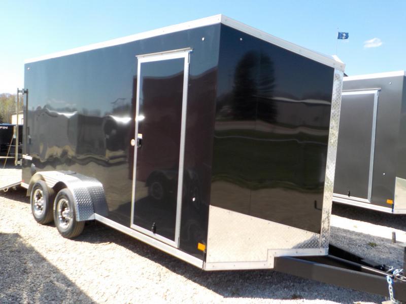2022 Formula Triumph 7X16 Enclosed Cargo Trailer